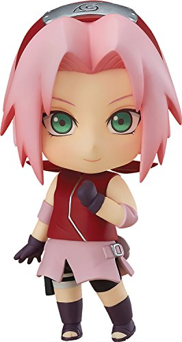 naruto sakura action figure - 5