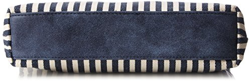 4 5x15x24 de Tom Blau Shoppers Mujer H Azul Tailor Mila T x y cm hombro Denim Ahoi bolsos x B nrxn78P