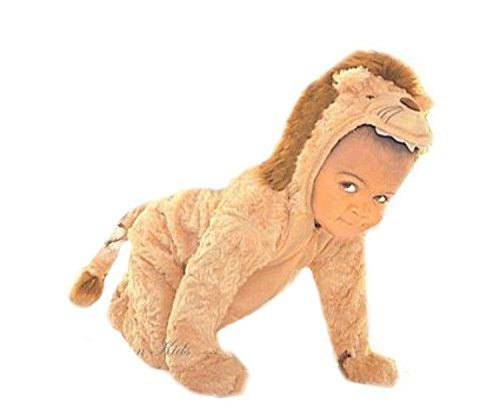 [Lion Costume - Infant Lion Costume - CLEARANCE 3T] (Toddler Costumes Clearance)