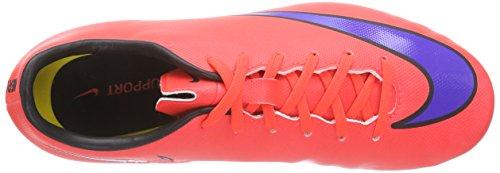 Nike Kids Jr Mercurial Victory V Fg Voetbal Cleat Rood