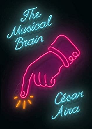 book cover of The Musical Brain