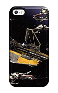 Durable Defender Case For Iphone 5/5s Tpu Cover(star Wars Movie)