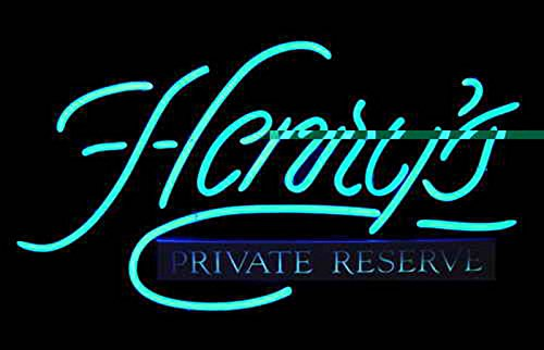 Henrys Private Reserve Beer Neon Sign 24