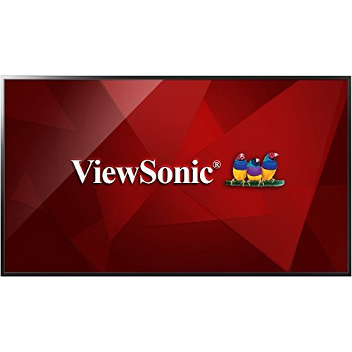 ViewSonic CDE4302 43'' 1080p Commercial LED Display with USB Media Player, HDMI