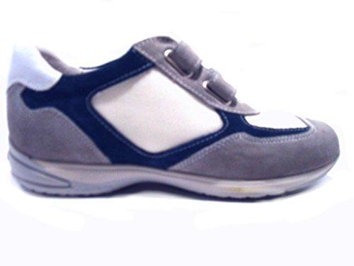 Nero Giardini Junior  Sneaker Bimbo Art P325560-1 /203, Jungen Sneaker Bianco