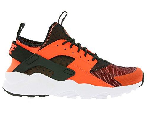 Nike Heren Huarache Hardlopen Ultra Hardloop Sneaker Oranje