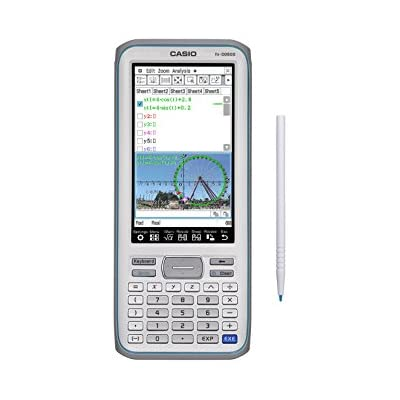 casio-touchscreen-with-stylus-graphing