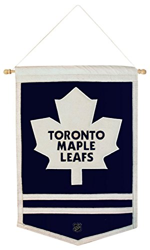 - NHL Toronto Maple Leafs Traditions Banner