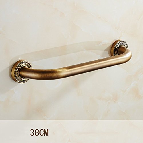 YAOHAOHAO Stainless steel bathroom handrail obstacle to maintain the aid/Communities shower style Help & Support Security Handrail (Size: 48 cm). by YAOHAOHAO