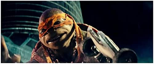 Teenage Mutant Ninja Turtles Out Of The Shadows 2016 Photo 8 Inch X 10 Inch Photograph Michelangelo Pose 3 Kn At Amazon S Entertainment Collectibles Store