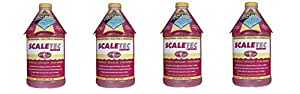 Easycare 20064 Scaletec Plus descalcificador y quitamanchas, 64 oz. Botella
