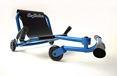 (EzyRoller Classic Ride On - Blue)
