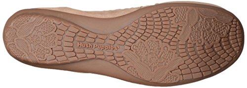 Hush Puppies Ceil Slip On_MT Mujer US 5.5 Crema Mocasín