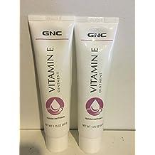 GNC Vitamin E Ointment 1.75oz Single & Multi Packs (2 Tubes each of 1.75 oz) by GNC