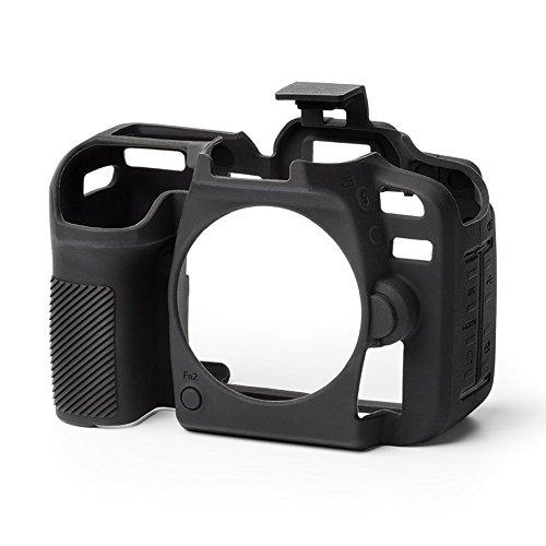 easyCover ECND7500B Secure Grip Camera Case Nikon D7500 Black