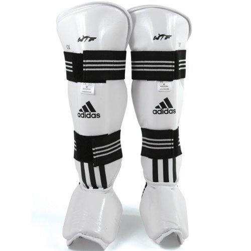 Gear Arts Adidas Martial - Adidas Shin Instep Protector,Large