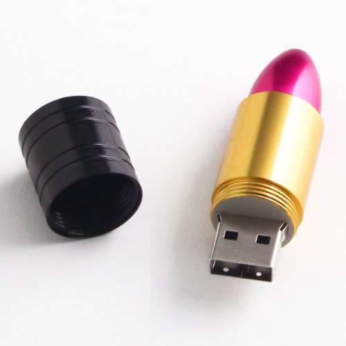 Lipstick 8GB Flash Drive