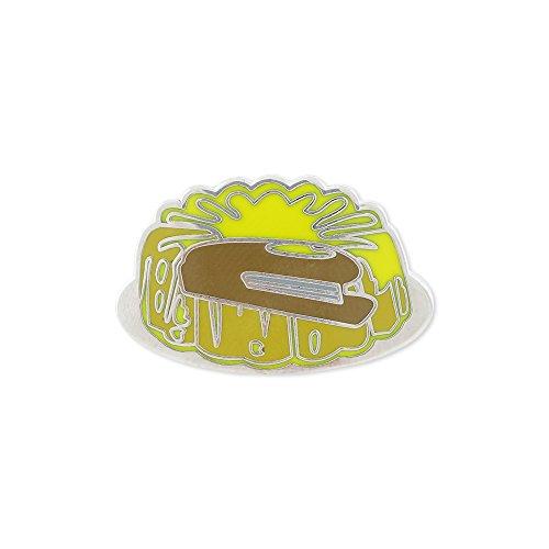Forge Stapler in Jello Hard Enamel Lapel Pin (1 Pin)