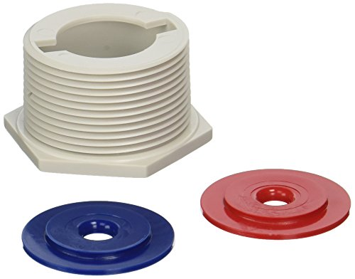 Zodiac 10-108-00 Universal Wall Fitting Restrictor Replacement Kit ()