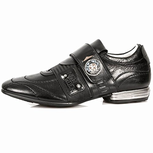 nbsp;Homme 8401 randonnée Chaussures noir Noir New Rock nbsp;S1 de HqTqg6x