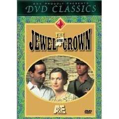 The Jewel in the Crown - Vol. 1 (Episodes: 'Crossing the River' - 'The Bibighar Gardens' - 'Questions of Loyalty')