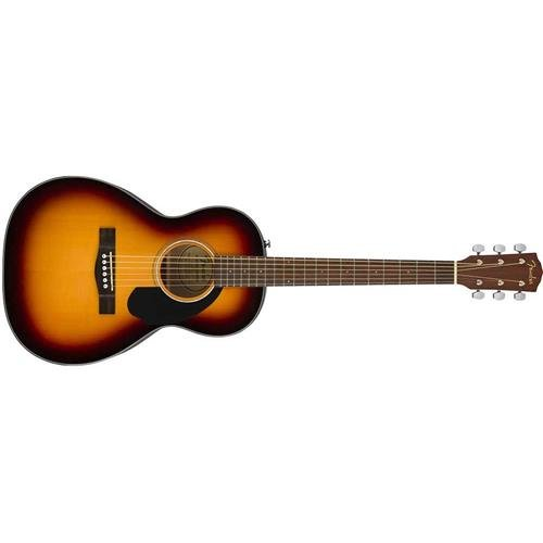 Fender CP-60S Right Handed Acoustic Guitar – Parlor Body – Sunburst