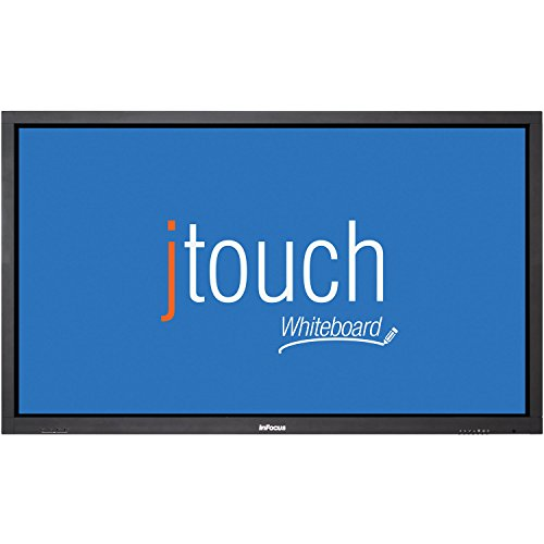InFocus JTouch 1080P Full HD LED-Backlit LCD Flat Panel Display With Whiteboard And Touchscreen - 65
