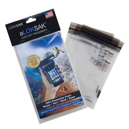 ALOKSAK BAGS 4.5X7″ (3PK), Outdoor Stuffs