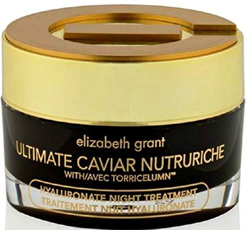 ELIZABETH GRANT Ultimate Caviar Nutruriche Hyaluronate Night Cream 50 ml./1.7fl.oz.