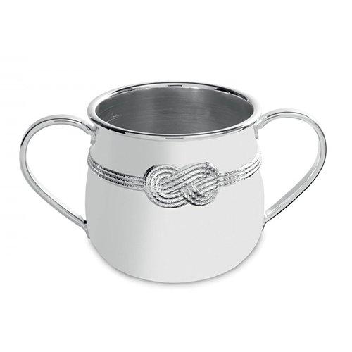 Vera Wang Infinity Baby Cup (Baby Gifts Wedgwood)