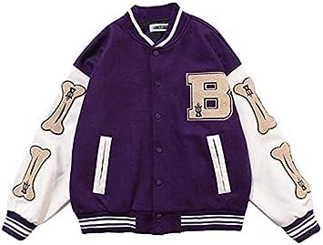 ANGELA -メンズジャケット大学野球スポーツジャケットスウェットジャケットユニセックスファッションストリートウェアクラシック野球ジャケット