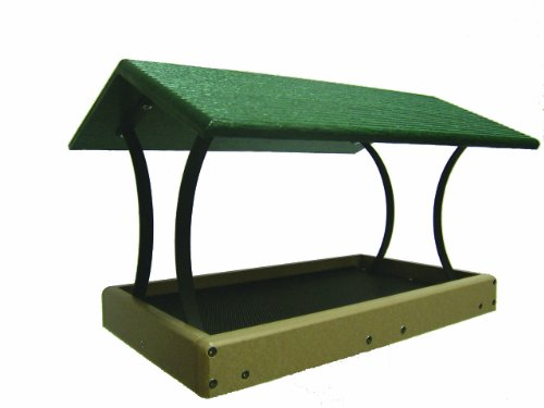 Birds Choice 18X12 Fly-Through Platform ()