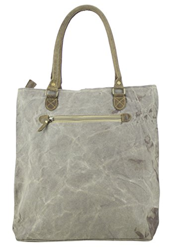 Fabric Bag Sunsa Vintage 51425 Handbag Lady Made Bag Buying Shoulder Of Leather z6gnqwwTA