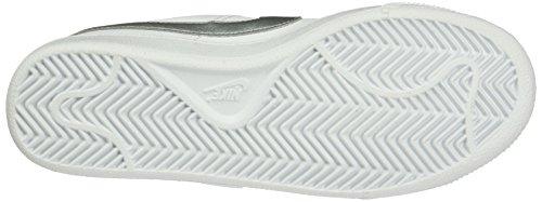 Nike Wmns Court Royale, Zapatillas de Deporte para Mujer Blanco (White / Metallic Silver)