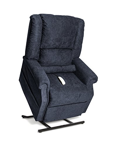 - Mega Motion NM101 Power Recliner 3 Position Lift Chair, Medium, Navy
