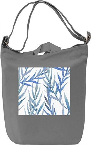 Flowers Nature Texture Borsa Giornaliera Canvas Canvas Day Bag| 100% Premium Cotton Canvas| DTG Printing|
