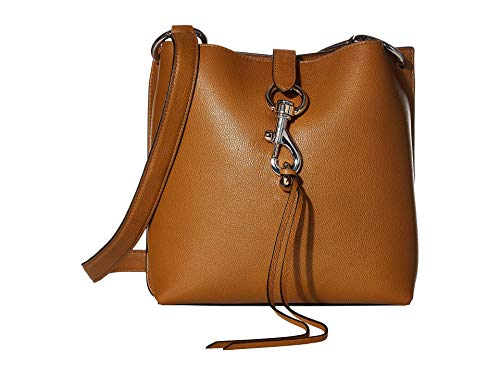 Rebecca Minkoff Megan Small Feed Bag Nutmeg One Size (Feed Bag The)