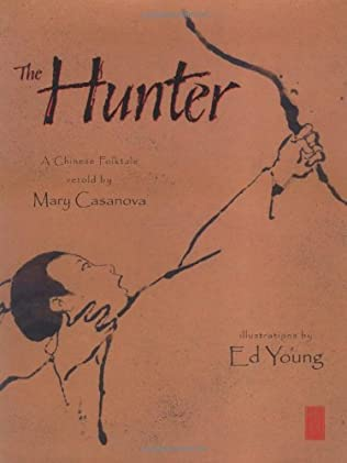 book cover of The Hunter
