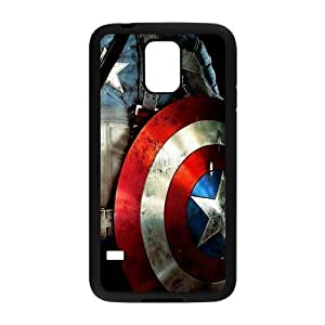 Pink Ladoo? Samsung S5 Case Phone Cover Hard Plastic Captain America
