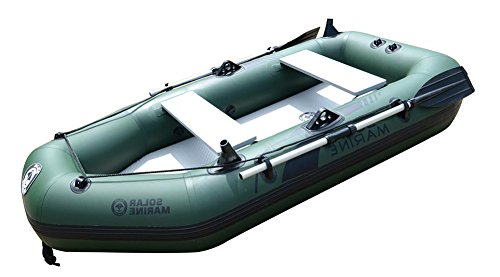 Binglinghua PVC Inflatable Fishing Boat Kayak Canoe With Wooden Slats Bottom For (Slats Inflatable Boat)