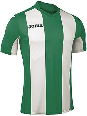 Joma Pisa - Camiseta de Juego Manga Corta Hombre: Amazon.es: Ropa ...