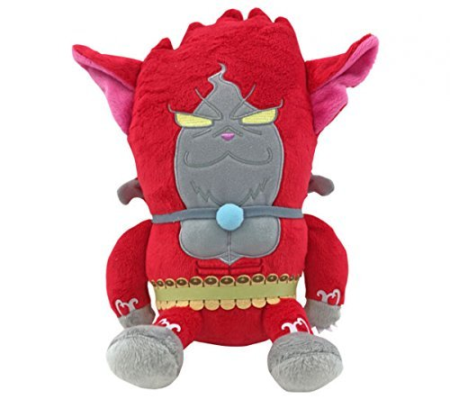 YOKAI WATCH RED-J JIBANYAN Plush Doll Stuffed Toy Limited sales in Official Shop YOROZU MART Japan
