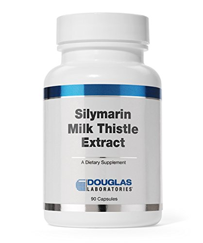 Douglas Laboratories - Silymarin/Milk Thistle Capsules - 150 mg. of Milk Thistle Extract - 90 Capsules