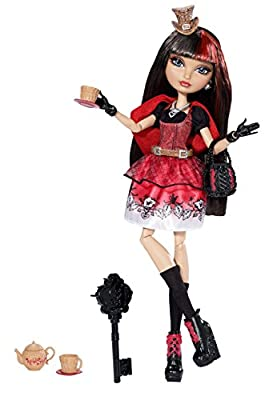 Ever After High Hat-Tastic Cerise Hood Doll