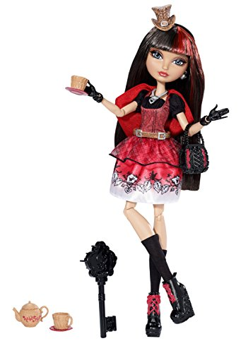 (Ever After High Hat-Tastic Cerise Hood Doll (Discontinued by manufacturer))