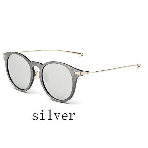 Fake 026C7 Madera De Trigo Mujer De Sol Gafas De Gafas TIANLIANG04 Uv400 026C3 nUwRAqFx7