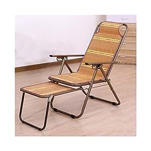 Amazon.com: LXJYMXCreative Silla reclinable, silla plegable ...