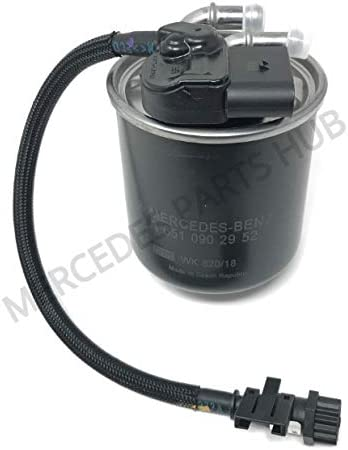amazon.com: mercedes benz 651 090 29 52 genuine sprinter fuel filter:  automotive  amazon.com