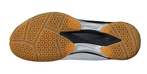 Yonex - Zapatillas de bádminton de Material Sintético para hombre blanco Weiß