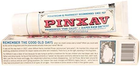 41acBU24ZyL. AC - PINXAV Healing Cream, Fast Relief For Diaper Rash, Eczema, Chafing, Bed Sores, Acne, Minor Cuts & Burns (4 OZ)
